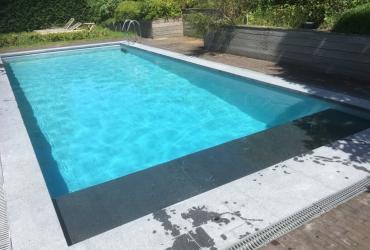 Renovatie zwembad De Panne