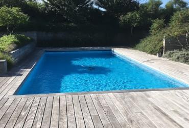 Renovatie zwembad Koksijde